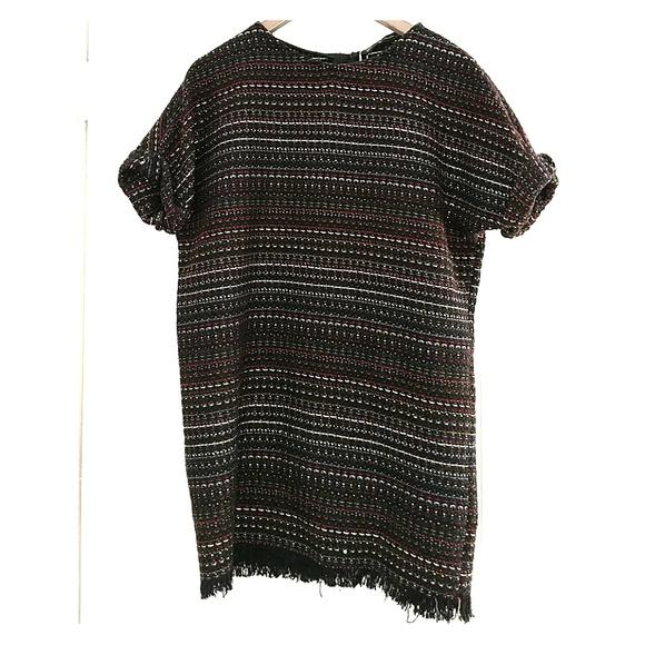 139be1233ff NWT Zara Black Dress Size M